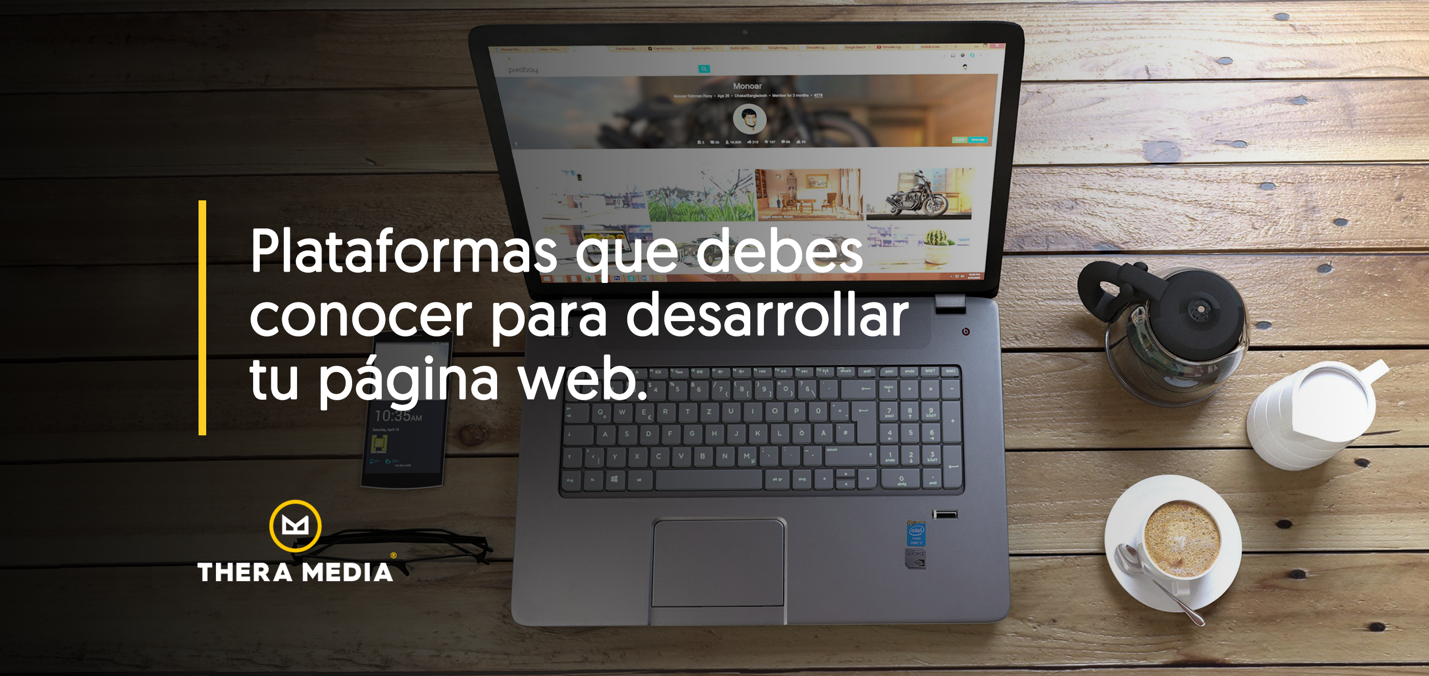 desarrollo de paginas web