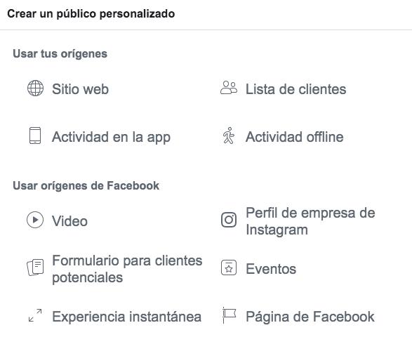Convierte más en Facebook